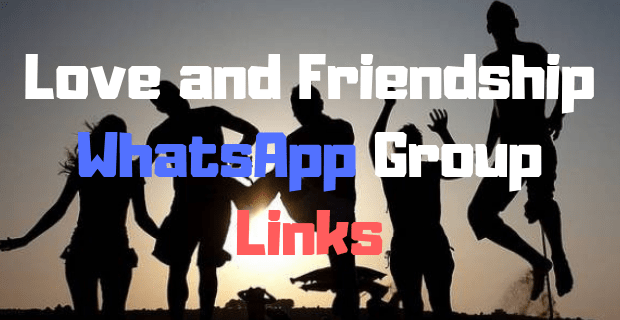 Romantic and Love WhatsApp Group Links
